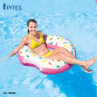 Phao Bơi Donut Khổng Lồ Mẫu Mới INTEX 56265