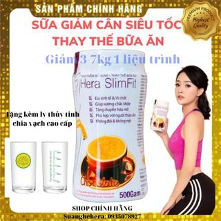 Sữa Giảm cân Hera Slimfit 500g Giảm Cân Nhanh, An Toàn thumbnail