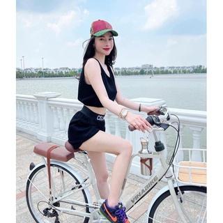 Xe đạp thể thao VINABIKE LATTE V 2021 nhập khẩu cao cấp mẫu mã đẹp xe chất lượng cao . Nhập khẩu GIANT uỷ quyền. thumbnail