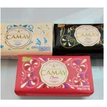 Xà Phòng thơm Camay Made In Indonesia 125g
