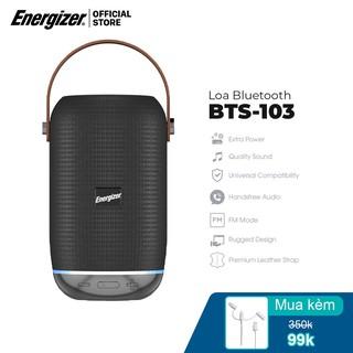 Loa Bluetooth Energizer BTS103 - công suất 10W - Hàng Chính Hãng