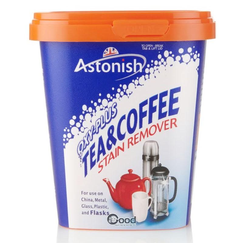 Bột tẩy rửa cặn trà và cà phê Astonish C9622