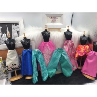 Chân váy công chúa Disney. Quần công chúa Jasmine