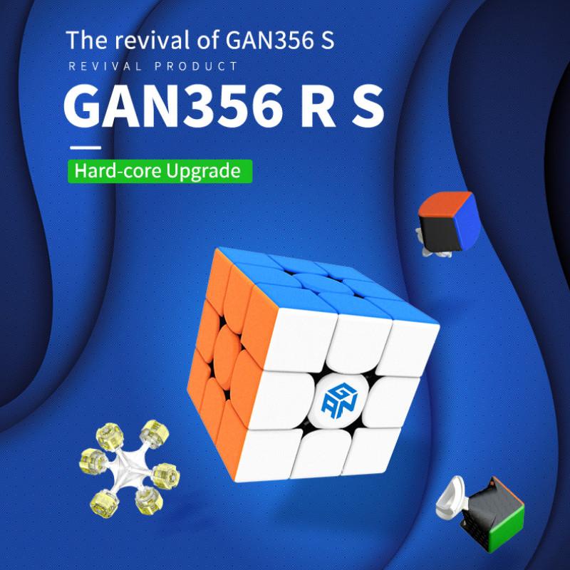 Đồ chơi khối rubik GAN 356RS 3x3x3 mới 2020 chất lượng cao