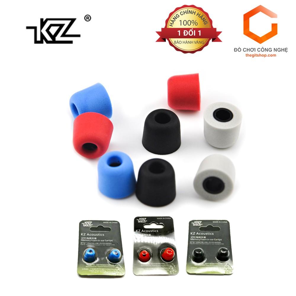 Mút tai nghe bọt biển KZ cho ZST, ZST Pro, ZS3, ZS5, ZS6