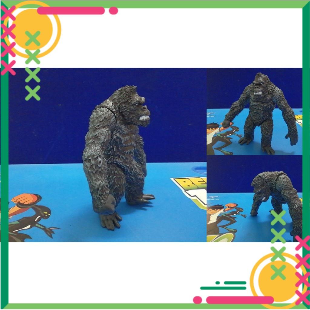 Mô Hình Quái vật King Kong 15×17 cm ( Godzilla vs. Kong – MonsterVerse ) [Đồ Chơi Trẻ Em]