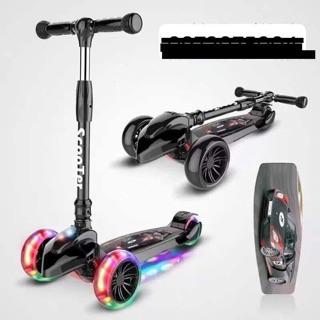[ RẺ NHẤT SHOPEE ] Xe trượt scooter phát sáng loại to
