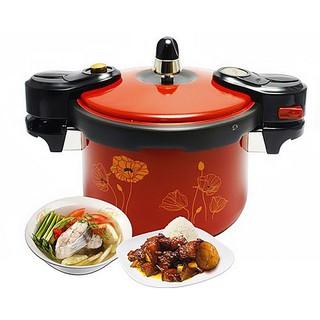 Nồi áp suất Living Cooking dung tích 6L PS6.0 thumbnail