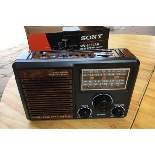 Đài Radio Sony SW-888UAR. thumbnail