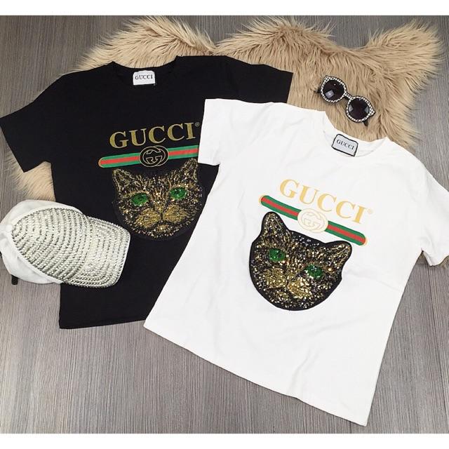 Áo mèo Gucci
