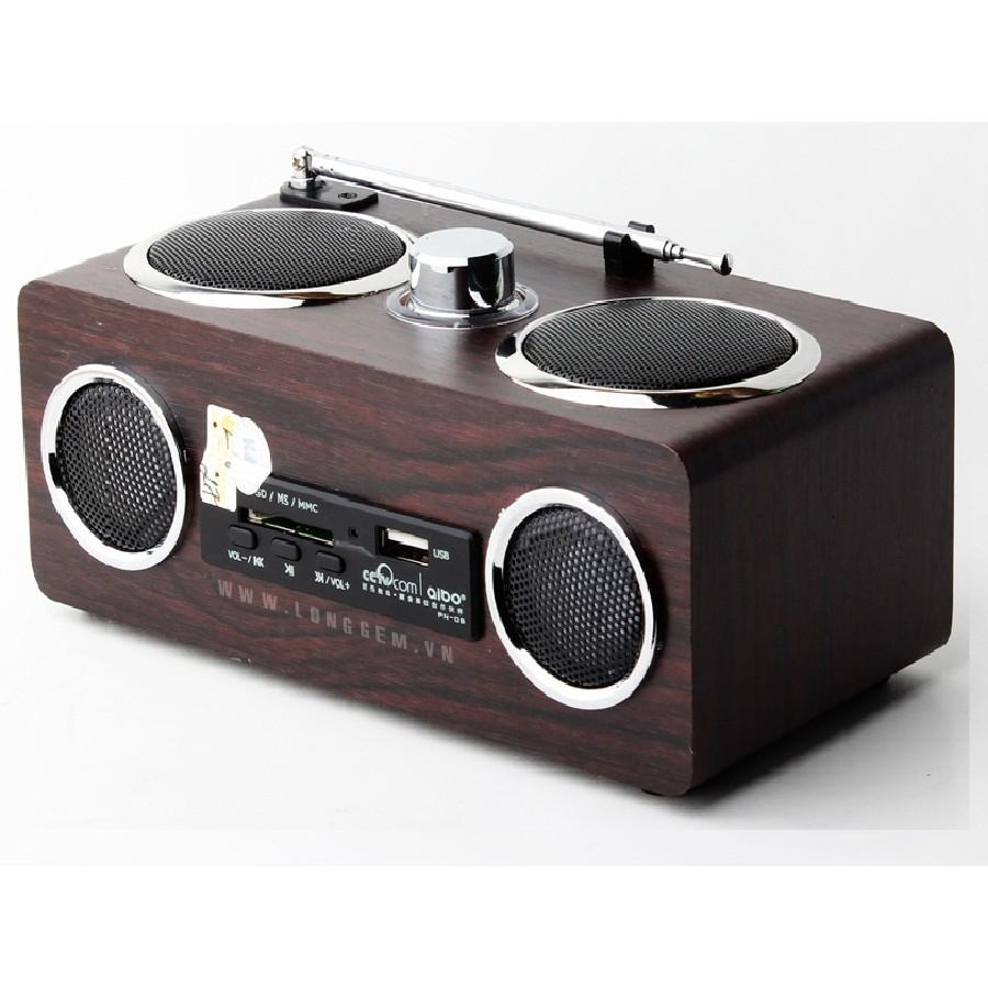 Máy nghe nhạc đa năng AIBO PN-08 - kèm Romote (Nâu) - 2527683 , 234523298 , 322_234523298 , 293000 , May-nghe-nhac-da-nang-AIBO-PN-08-kem-Romote-Nau-322_234523298 , shopee.vn , Máy nghe nhạc đa năng AIBO PN-08 - kèm Romote (Nâu)