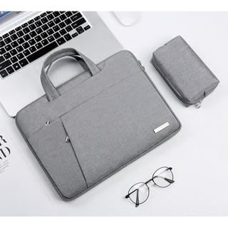 [Mã ELFLASH5 giảm 20K đơn 50K] Túi chống sốc laptop, macbook chống nước- không kèm túi phụ kiện