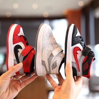 giày cổ cao KiKe cho bé trai và bé gái Quảng châu fullbox JK68