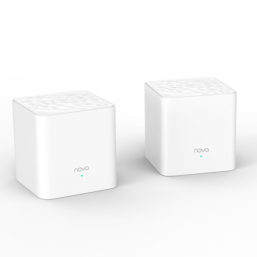 [Mã 267ELSALE hoàn 7% đơn 300K] Hệ thống WiFi mạng lưới phủ sóng khắp nhà AC1200 Tenda MW3