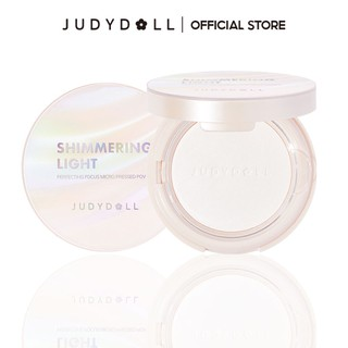 Judydoll Glimmer Make Up Collection Perfecting Focus Micro Pressed Powder 3g