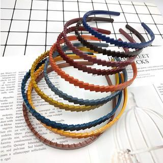Cài Tóc Nhựa Màu Trơn Thời Trang Cho Nữ anhhangls94 thumbnail