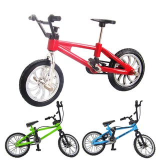 Functional Finger Mountain Bike BMX Fixie Bicycle Boy Toy Creative Game