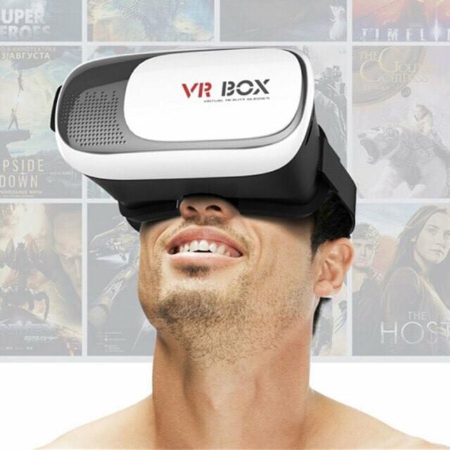 [XẢ KHO] Kính thực tế ảo Vr Box phiên bản 2 trải nghiệm tuyệt vời hơn