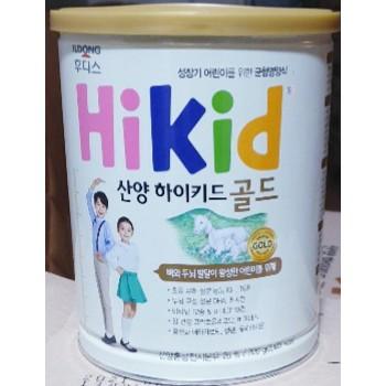 [Mã 267FMCGSALE giảm 8% đơn 500K] (Giảm giá 1 tuần) Sữa dê núi Hikid Gold 700g