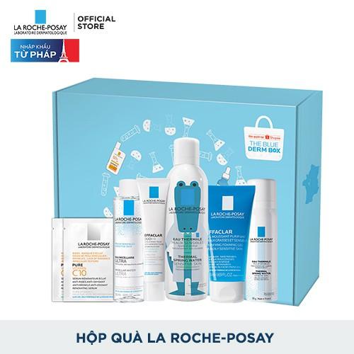 Bộ sản phẩm chăm sóc da dầu da mụn toàn diện La Roche Posay Effaclar Box - 7501794185