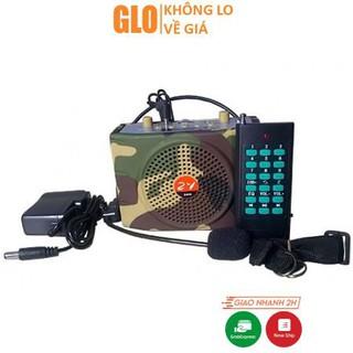 Loa Trợ Giảng E-898 Có Bluetooth Bẫy Chim