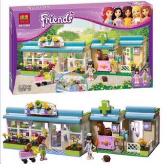 Lego friends 10169 – bệnh viện thú y của bác sĩ Sophia