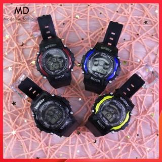 Đồng hồ điện tử nam nữ Sport SP015 thể thao cá tính, đầy đủ chức năng, đèn led cực đẹp, giá siêu rẻ thumbnail