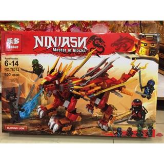 Đồ chơi LEGO Ninjago 800 PCS / PZS 350.000₫