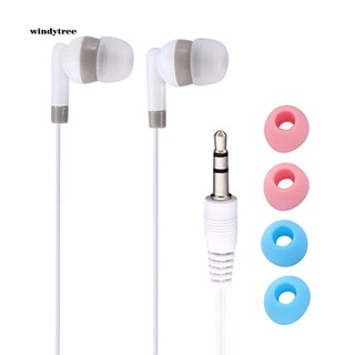 Tai nghe nhét tai wdte _ 3.5mm cho điện thoại thông minh