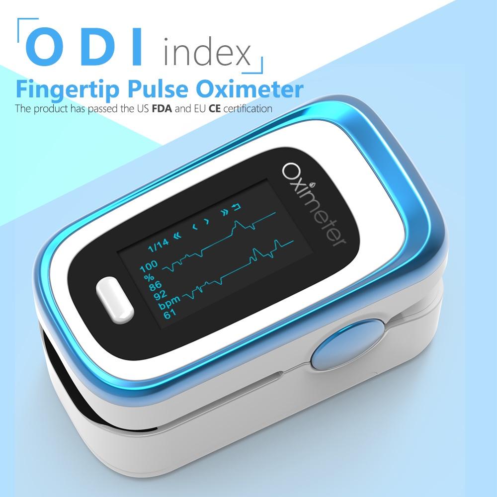 ** Máy đo nồng độ Oxy trong máu SPO2 và nhịp tim kèm bao đựng máy, Microlife OXY 200 **