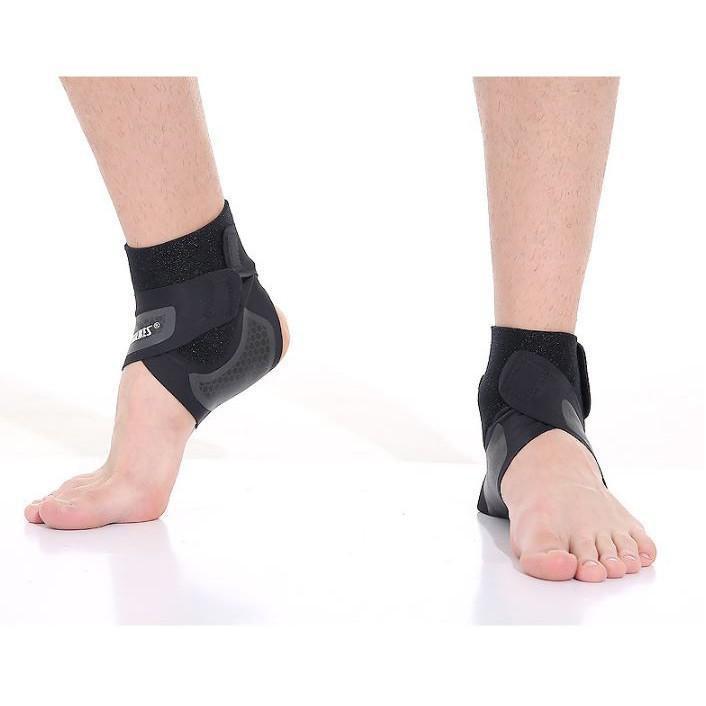 Băng cuốn bảo vệ mắt cá chân chơi thể thao thoáng khí Aolikes AK17