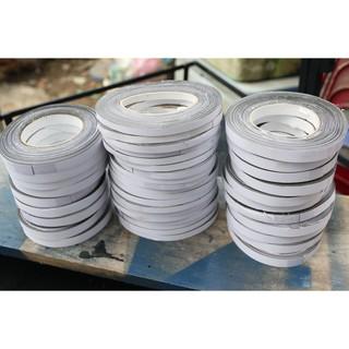 [Mã ELORDER5 giảm 10k đơn 20k] Mút EVA bo kín thùng loa đệm loa nhiều cỡ lựa chọn ( 10 mét / cuộn )