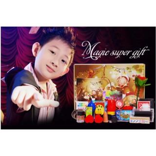Đạo cụ ảo thuật: Bộ 20 trò ảo thuật phổ biến