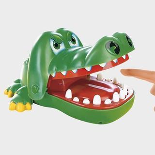 Khám Răng Cá Sấu – Dentist Crocodile (Jumbo Size)