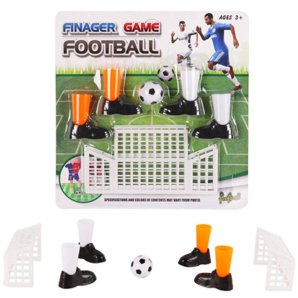Interact Table Game Football Match Kids Parent Goals Toy