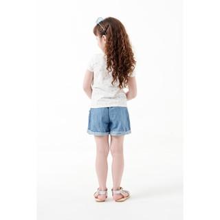 Áo Phông Cộc Tay (Từ 01 - 06 Tuổi) K's Closet B024TES TMMN (Áo Dáng Nhỏ)