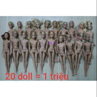 Nguyên lô búp bê Barbie