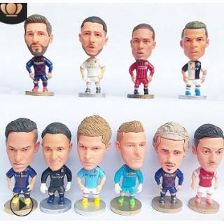 tượng cầu thủ bóng đá Rooney Torres messi neymar
