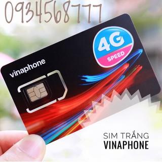 Sim trắng Vinaphone phôi 4G