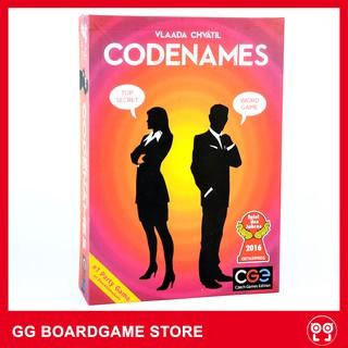 Codenames – Cuộc đấu trí giữa các điệp viên