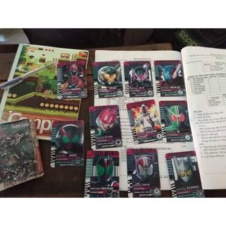 Card Kamen Rider 2
