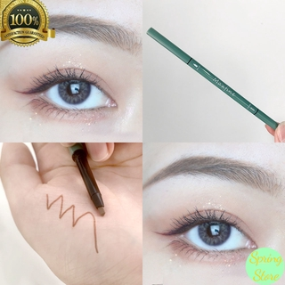 Double-headed Anti-sweat Waterproof and Non-marking Novice Student Natural Fiber Subdivision Eyebrow Pencil