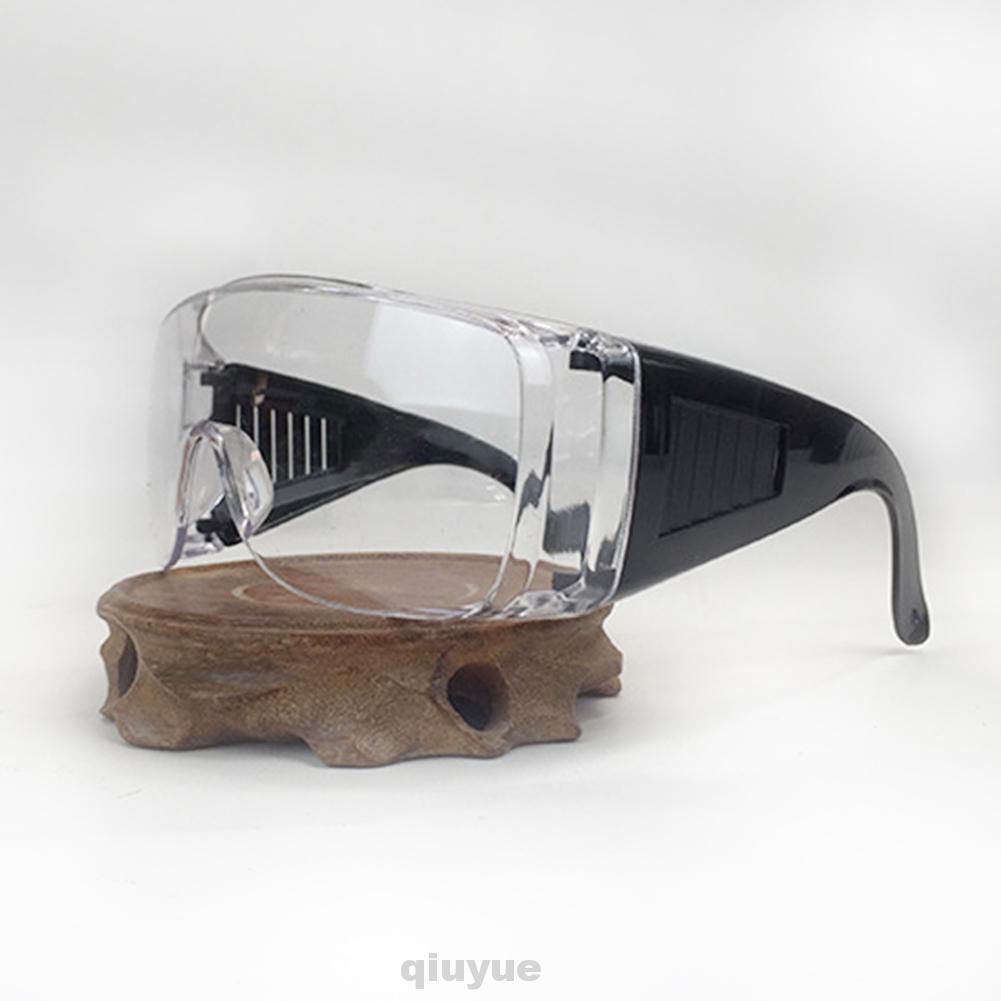 Anti Shock Anti-chemical Louver-style Adult Fogging Fashion Multi-Purpose PC Safety Shatterproof Eyewear
