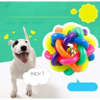 [ ẢNH THẬT 100% ] Bóng chuông đồ chơi cho thú cưng – Đồ chơi 010 6cm