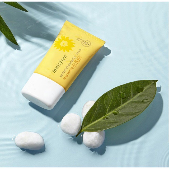 Kem chống nắng Innisfree Long Lasting for Oily Skin   {daylungmen}