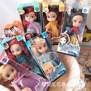 Set 6 công chúa búp bê Disney