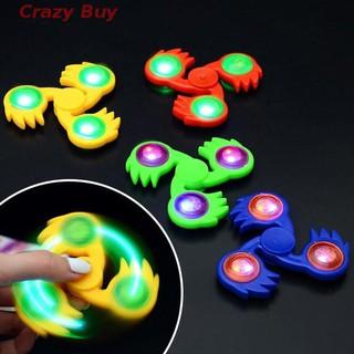 【Crazybuy】EDC Hand Finger Spinner Desk Focus Torq Decompression Toys brand new