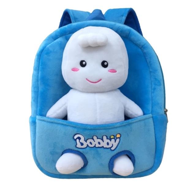 Balo địu Bobby chan