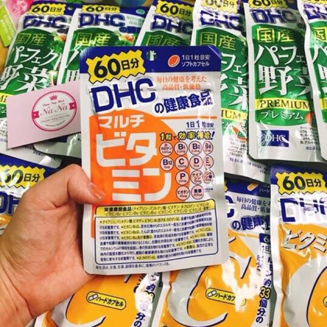 Viên uống Vitamin Tổng hợp DHC - 9997715 , 1077384396 , 322_1077384396 , 200000 , Vien-uong-Vitamin-Tong-hop-DHC-322_1077384396 , shopee.vn , Viên uống Vitamin Tổng hợp DHC