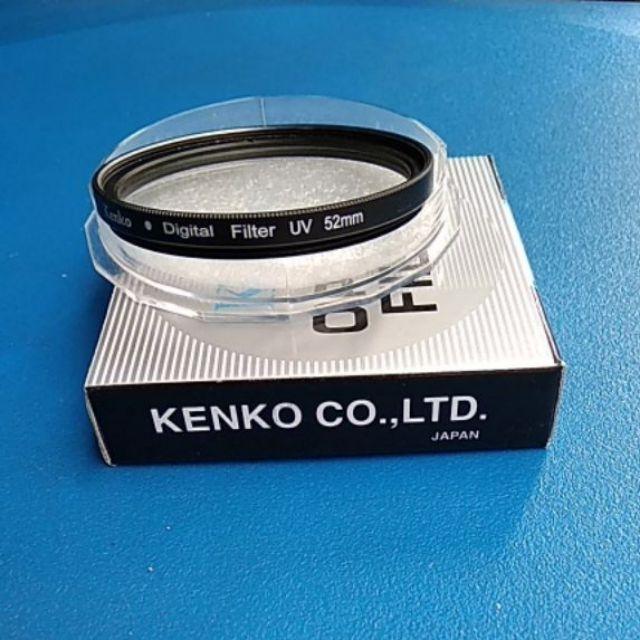 Kính lọc Kenko UV 52mm - 2866713 , 104014022 , 322_104014022 , 80000 , Kinh-loc-Kenko-UV-52mm-322_104014022 , shopee.vn , Kính lọc Kenko UV 52mm